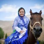 Iran national festival of nomads in Sepidan