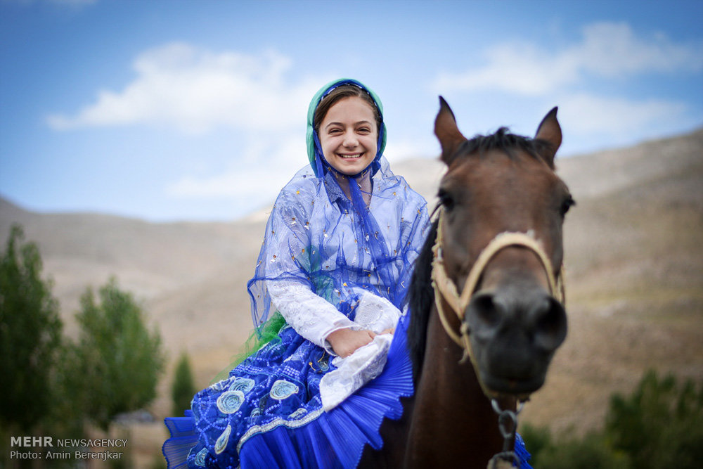 Video: Nomads of Iran's Chaharmahal and Bakhtiari