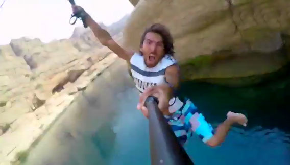 Video: IRAN Wild Water Adventures