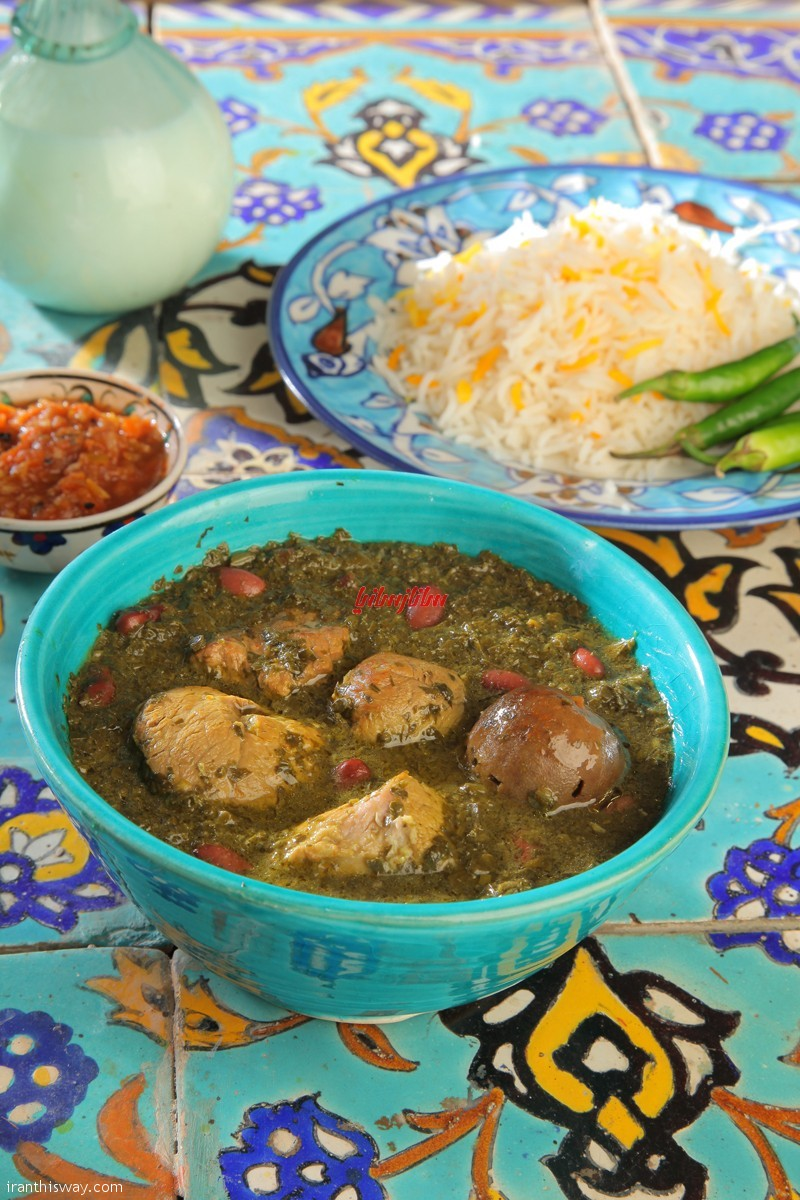 Top 10 Essential Iranian delicious dishes - IRAN This Way: Become ...