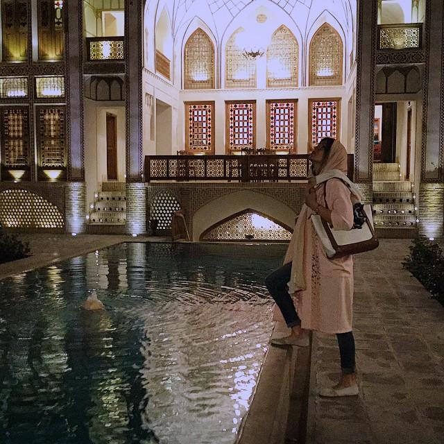Iranian women welcome the new fashion