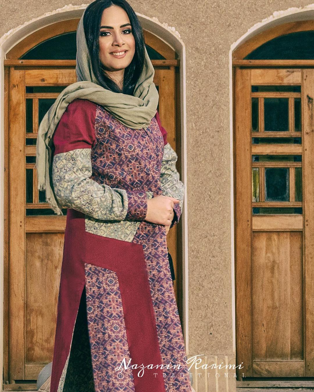 Two moods 😝 | Iranian women fashion, Muslim fashion, Arab