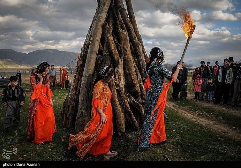 Nowruz Celebration in Kurdi style
