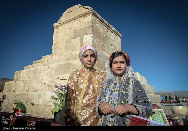 Beginning of New Persian Year in Pasargadae, Persepolis