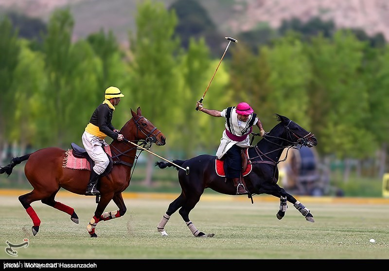 Polo was invented and first played in Iran thousands of years ago.