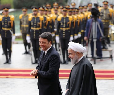 Italy's economic relations with Iran finds a significant increase