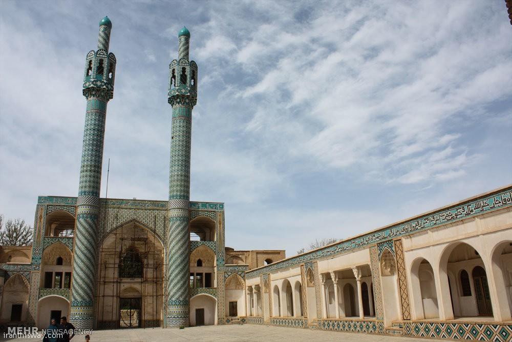 Shah Nematollah Vali Mausoleum