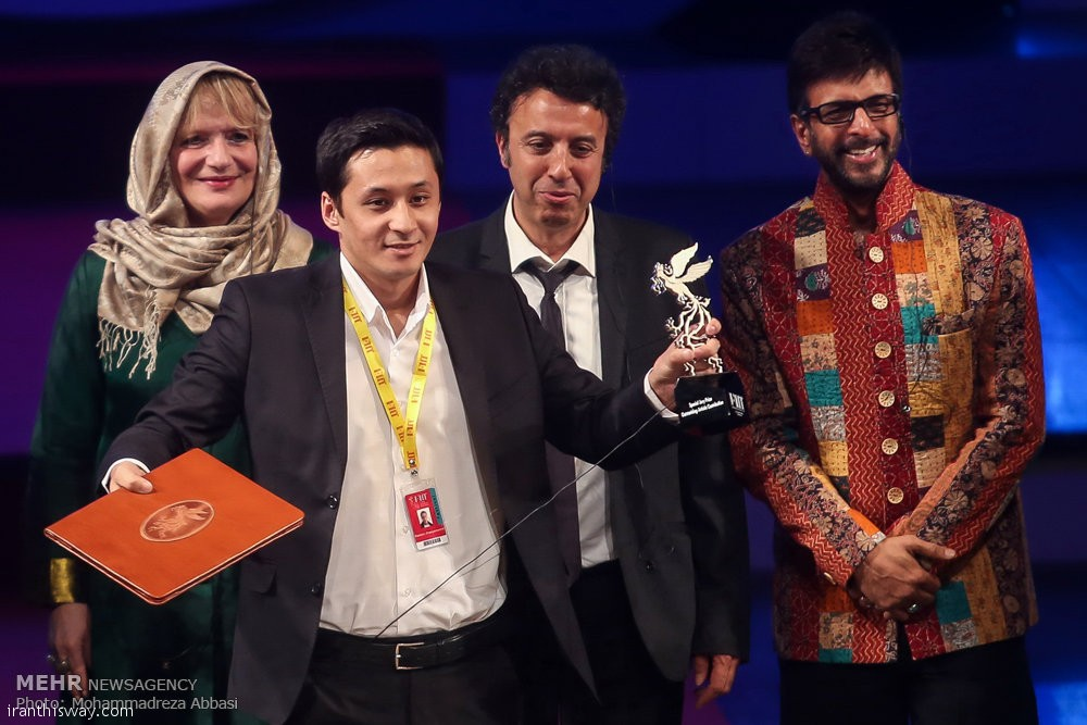 34th Fajr Intl. Filmfest. ended in Tehran