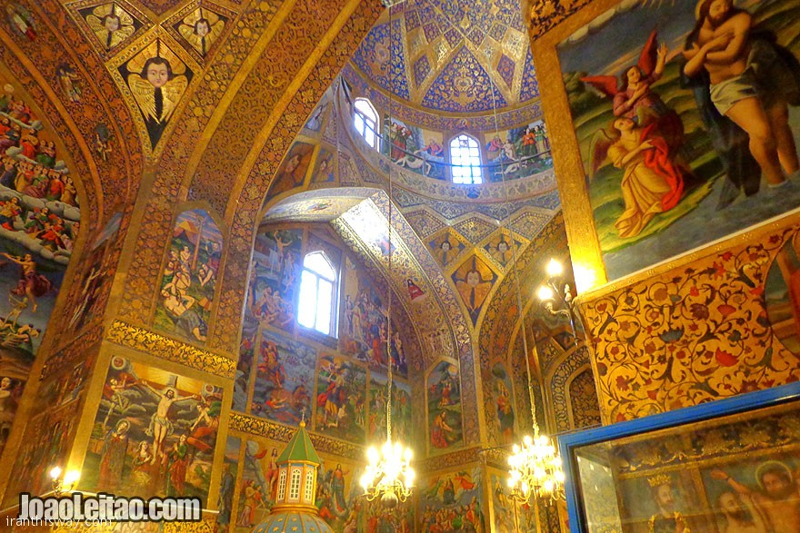 Holy-Savior-Cathedral-Isfahan-Iran