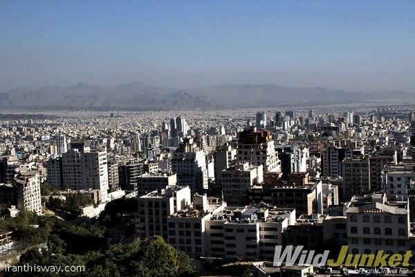 Tehran the capital of Iran