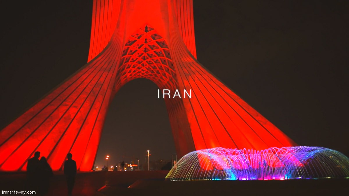 IRAN:  An incredibly hospitable and friendly people