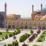 Jameh-Mosque-Isfahan-Iran