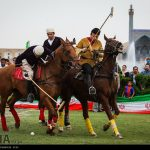 Isfahan holds Polo match on Nowrouz