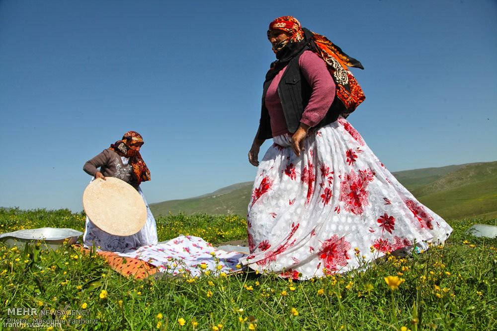 Arasbaran nomads