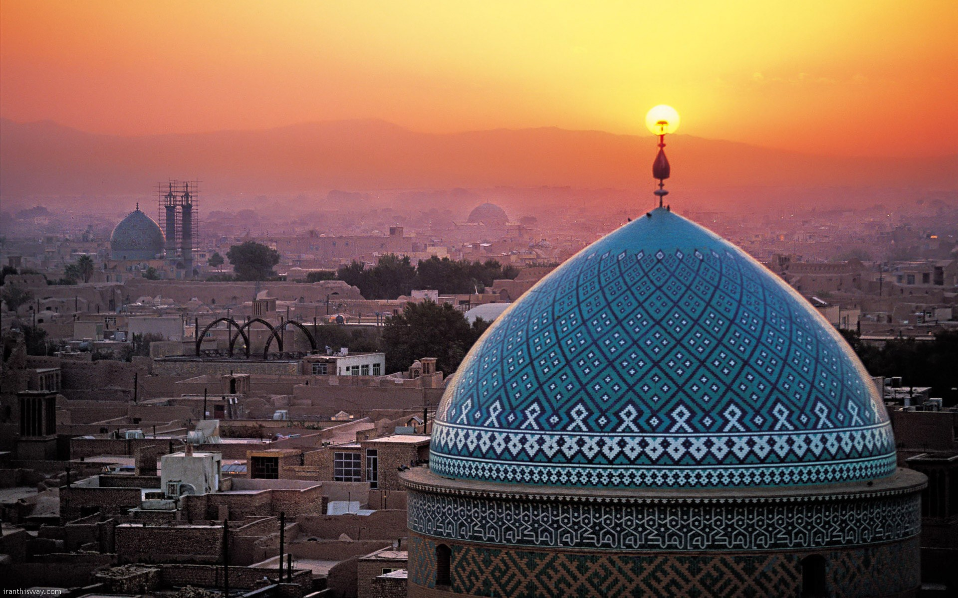 Tourist attractions of Yazd