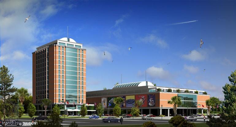 Laleh Park shopping center