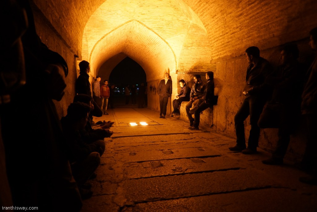 Siose pol, Isfahan