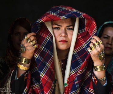The Iranian Turkmen women