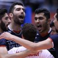 Iran volleyball achieves first-ever Olympic qualification