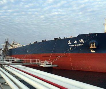 India's Iran oil imports rise to 552K BPD