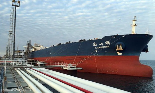 India's Iran oil imports rise to 552K BPD