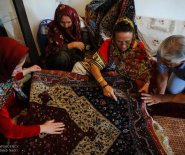 Iran exports $27.6mn hand-woven carpet to US