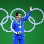 Moradi clinches 2nd gold medal for IRAN in Rio 2016