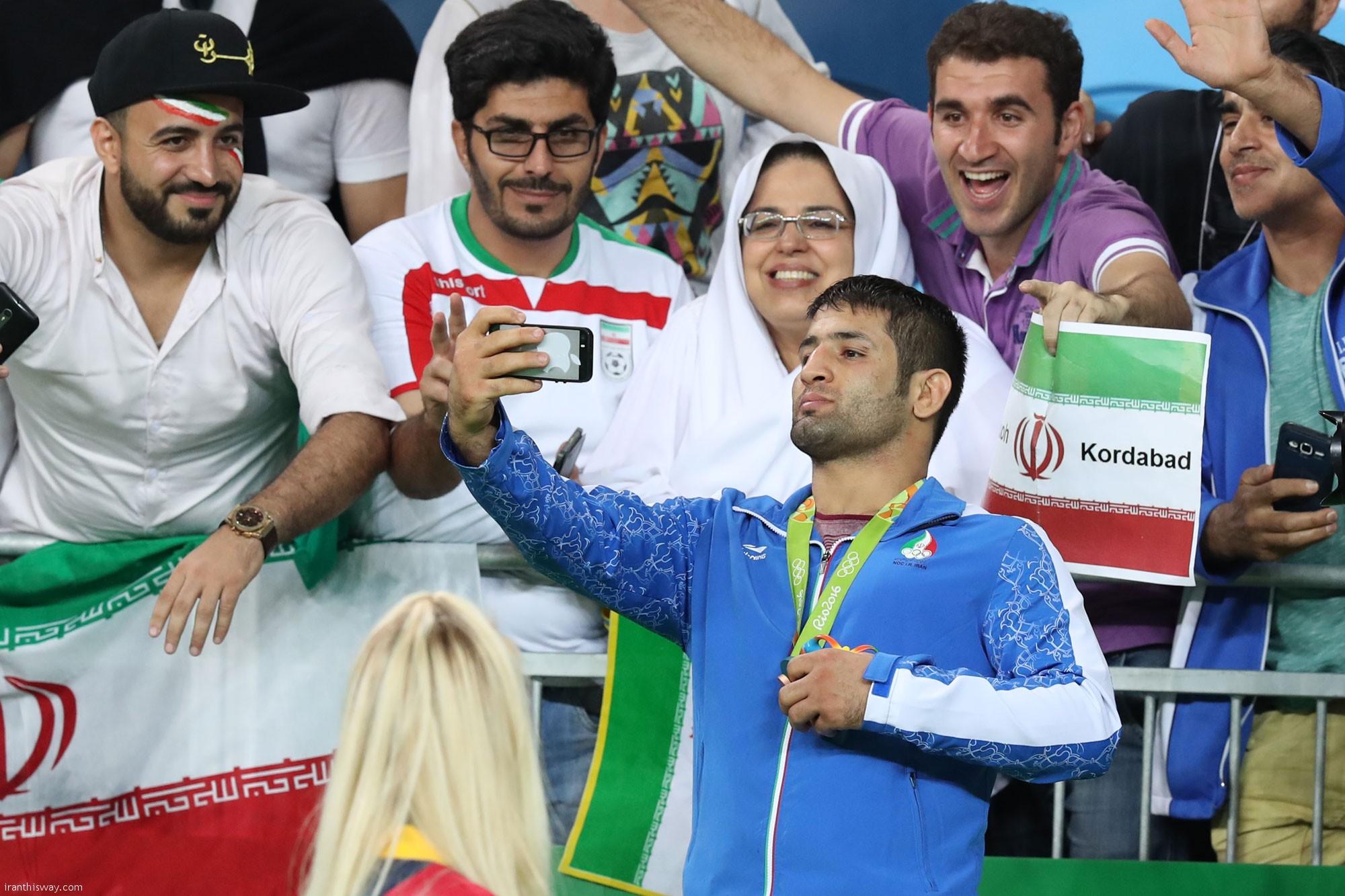 Abdevali bags bronze medal in Rio 2016 Olympic