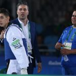 Ashourzadeh was cautious to keep the result except for the ending seconds when the Moroccan stole his attention and got 4 points to shock Ashourzadeh and the rest of the nation.