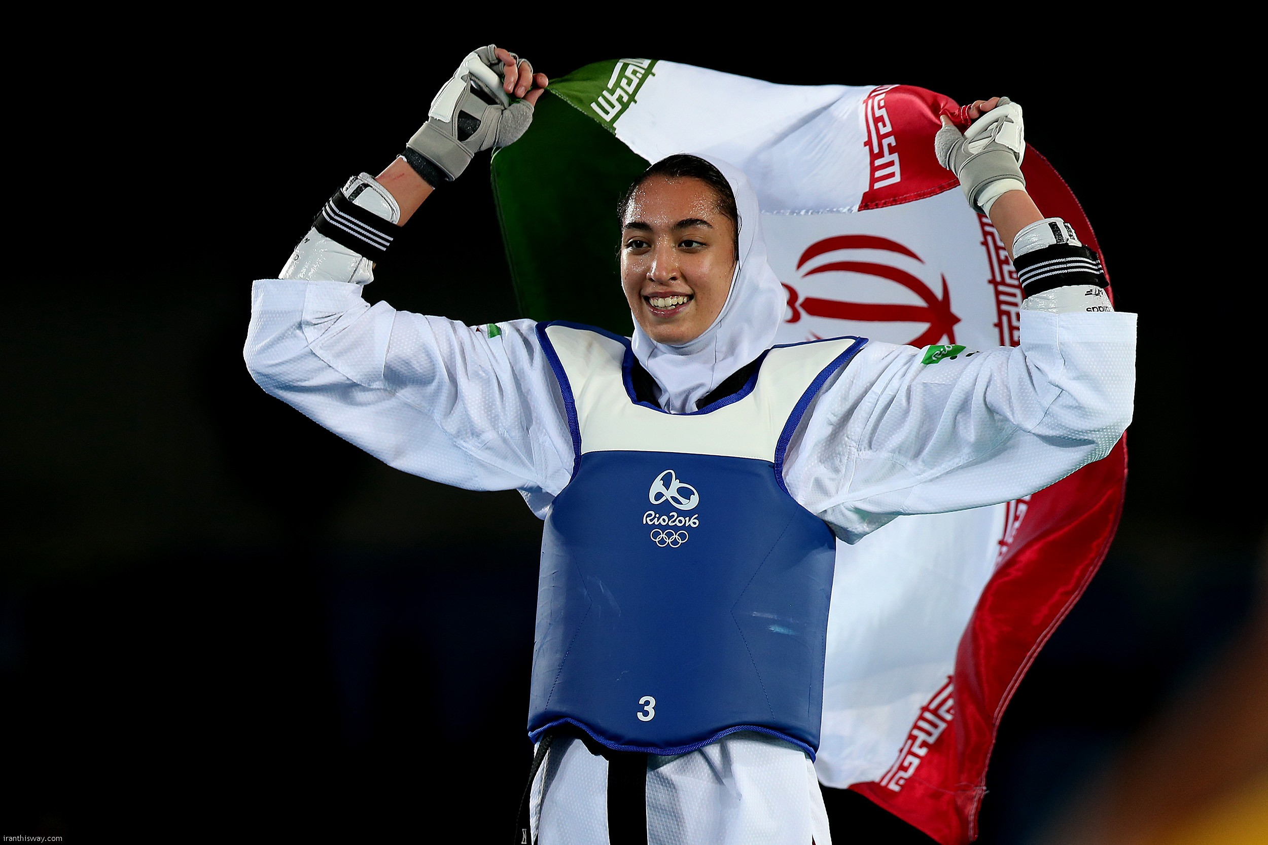 Iran's Olympic squad finishes with 8 medals