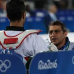Iran's Sajjad Mardani who had a good start in his first match ended up defeated in second round.