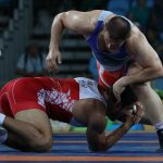 Iranian heavyweight wrestler Komeil Ghasemi conceded a defeat against his Russian rival though he bagged silver of Men's freestyle 125kg wrestling event in Rio Olympics.
