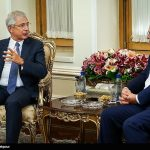 Foreign Minister Mohammad Javad Zarif and Claude Bartolone, President of French National Assembly, met in Tehran on Tuesday.