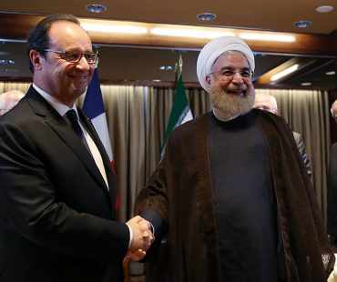 President Rouhani discusses consolidation of ties with world leaders in New York+Photo