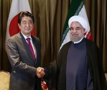 Chance for Iran and Japan to upgrade bilateral cooperation