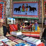 The first national festival of horse show was held in Isfahan