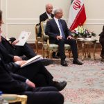 Iranian President Hassan Rouhani received the President of French National Assembly Claude Bartolone on Tuesday.