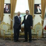 Iran's Secretary of Supreme National Security Council (SNSC) Ali Shamkhani received the visiting President of French National Assembly Claude Bartolone on Tuesday in Tehran.