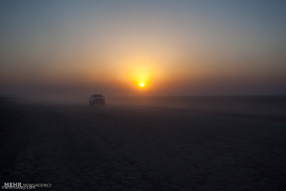 Iran's beautiful Maranjab Desert + Photo - IRAN This Way: Become