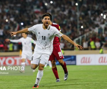 Iran beat Qatar at World Cup Qualification in the last moments / Photo+Video
