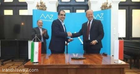 Iran, Poland sign health cooperation document in Warsaw