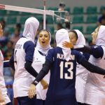 The 2016 Asian Women's Cup Volleyball Championship started in Vinh Phuc on September 14 and finished on September 20. Iranian girls stood 6th in the championship.