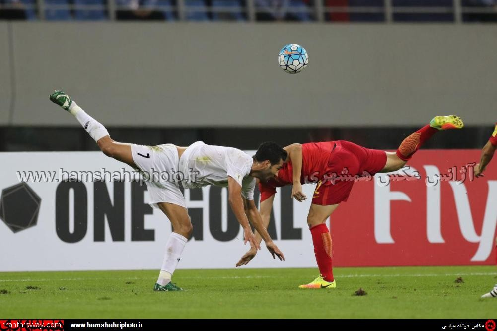 Persian Cheetahs, Chinese Dragons in oval stalemate + Video-Photo