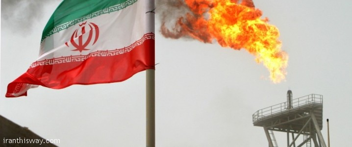 Iran oil exports hit new record in April 2018
