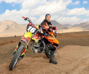 Iran opens doors to women motorcyclists