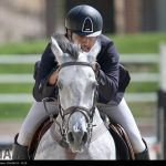 The International show jumping two stars (CSI2)  started with jumpers  from Germany, Netherlands, Luxembourg, Hong Kong and Iran on Wednesday in a Tehran.