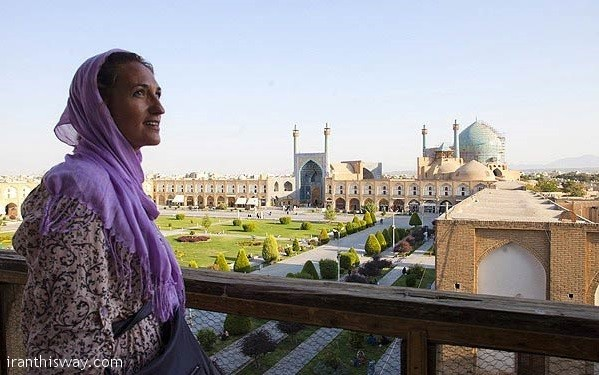 over 5.2 million people from other countries traveled to Iran as tourists last year.