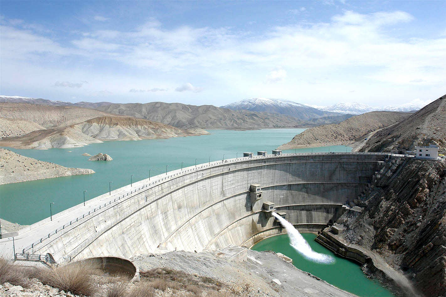 Iran called for increased share of Denmark in water projects