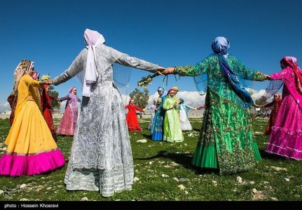 All over Iran on World Tourism Day+Photo