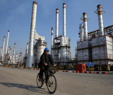 Indian Oil plans $5.5 billion expansion of refinery co-owned by Iran